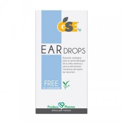 GSE Ear Drops Free 10 uds