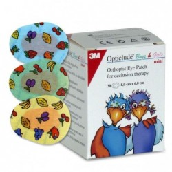 3m Opticlude Parches...